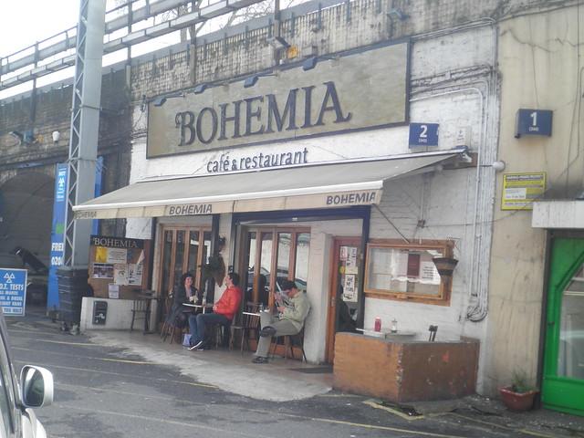 Cafe Bohemia Restaurant Chicago