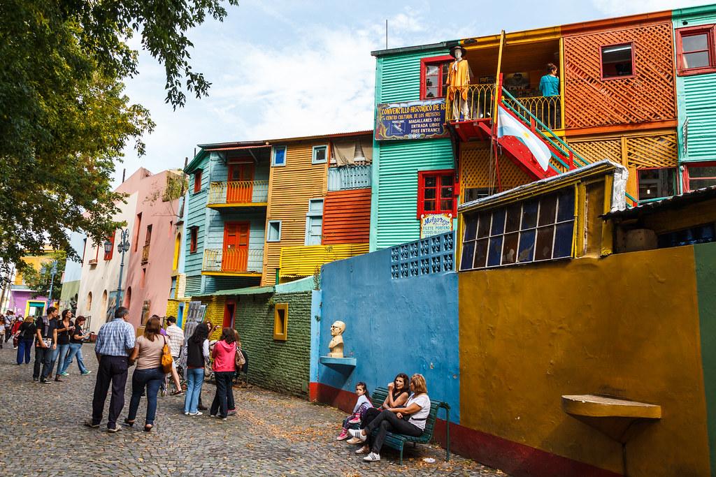 El Caminito, Buenos Aires