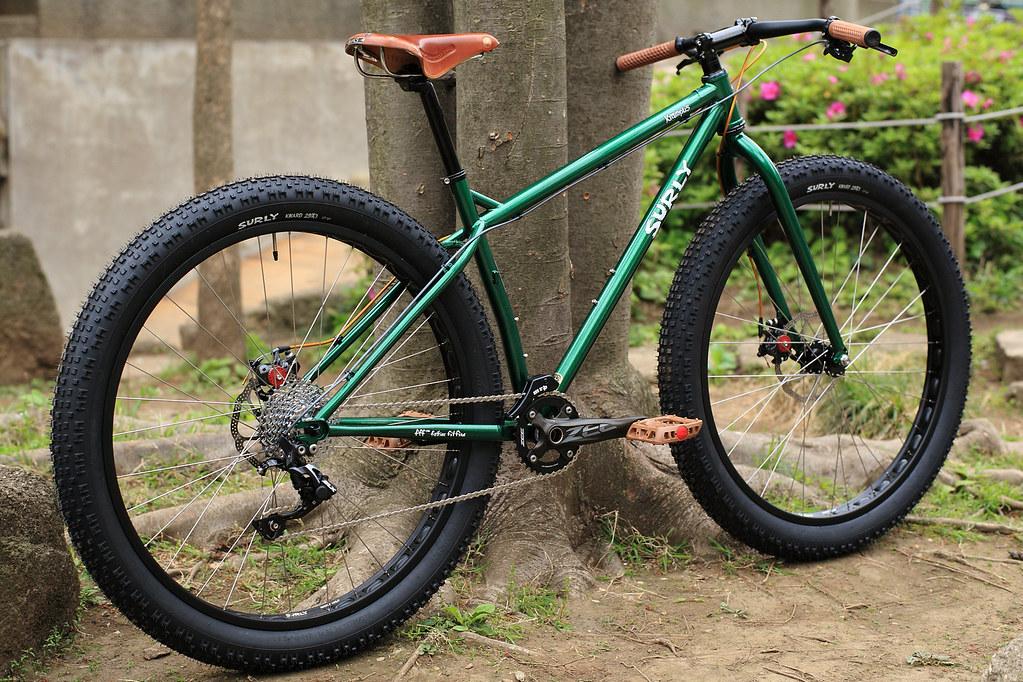 Surly Krampus Complete Bike Surly Krampus Complete
