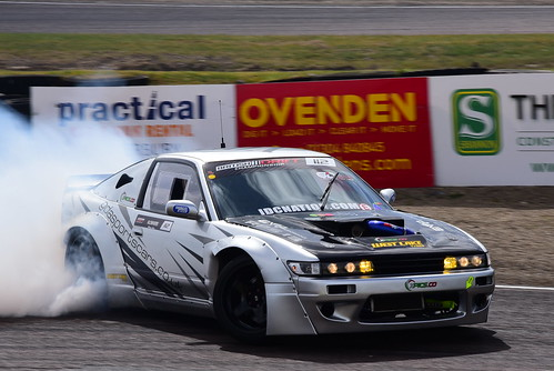 Nathan Chivers, British Drift Championship, Lydden Hill 2016