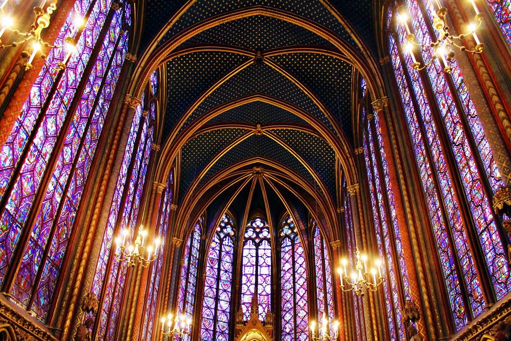 Drawing Dreaming - guia de visita da Sainte-Chapelle em Paris