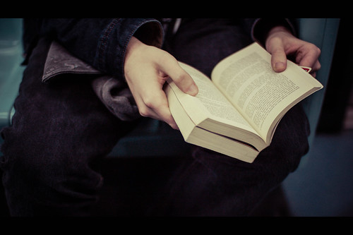 031/365 - The Reader | by Enthuan