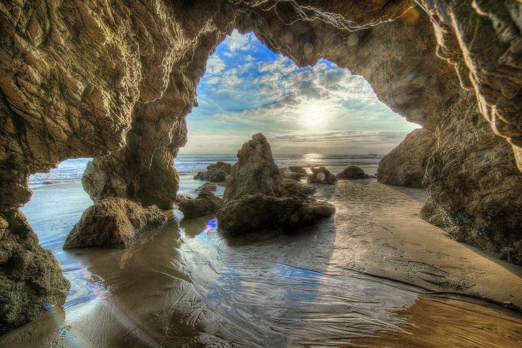 Nikon D800 E HDR Malibu Landscape Photography with 14-24 m ...