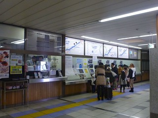 Shin-Kiba Station, TWR | by Kzaral