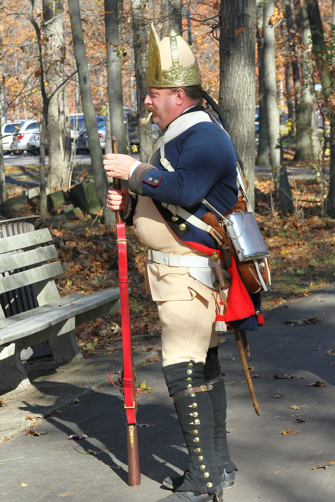 Hessian Soldier of the American Revolution