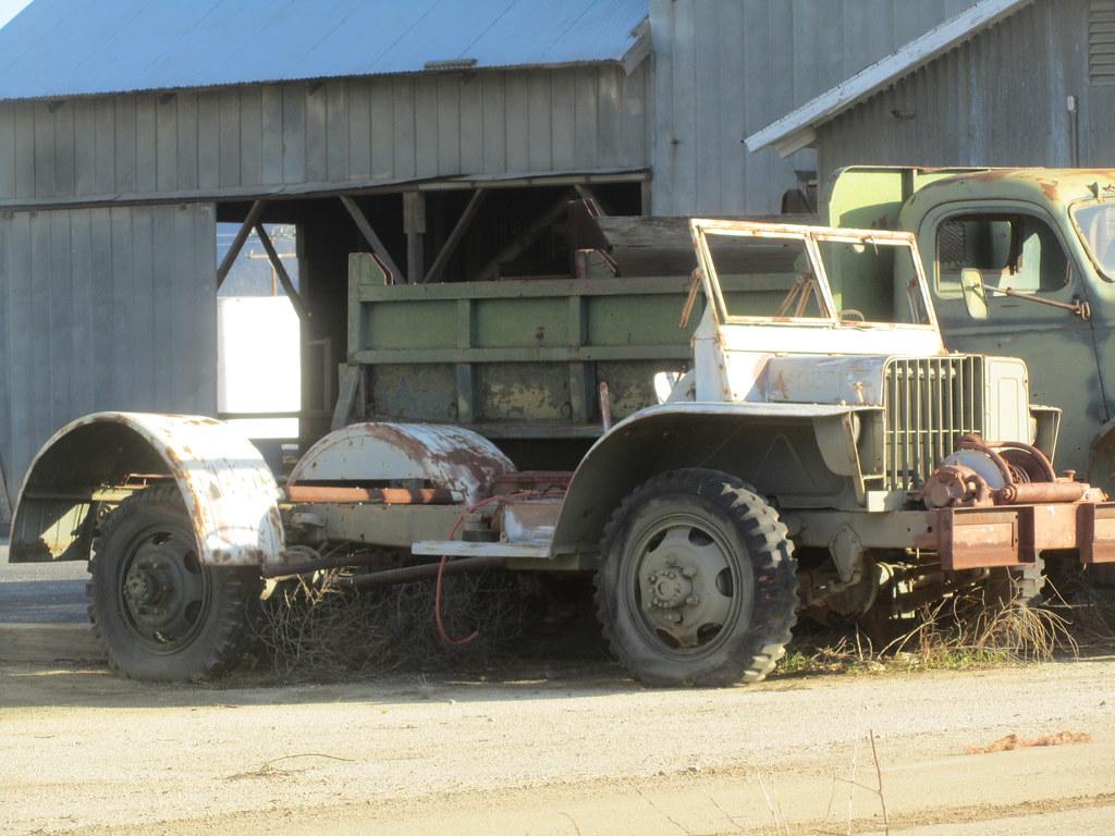 Ford Farm Trucks Truck Ford Bomb Carrier