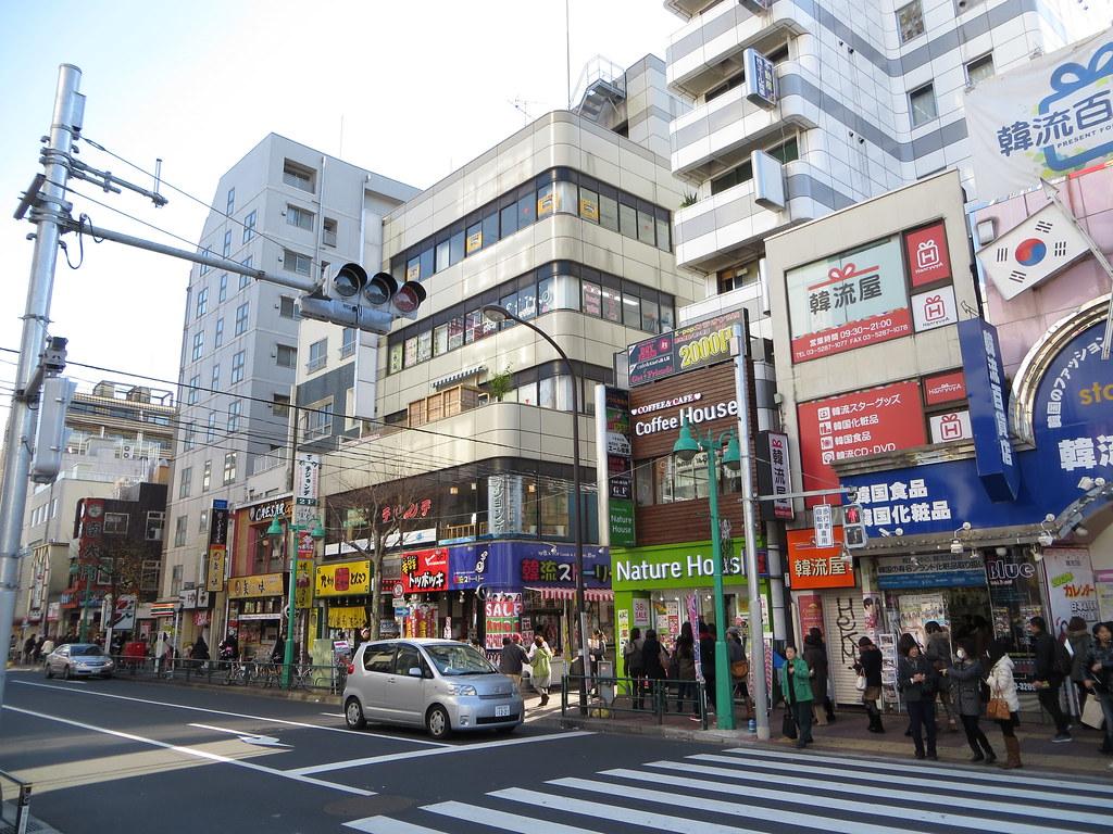 korean town in shinjuku back on december 8th 2012 i deci flickr