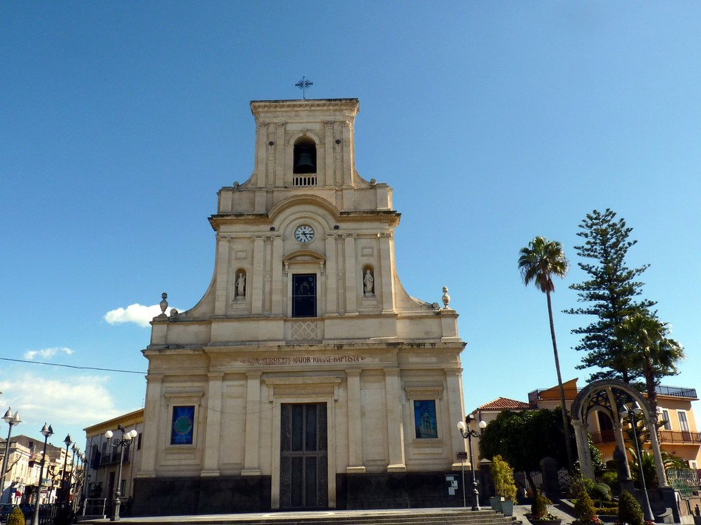 San Giovanni la Punta Italy  city photos gallery : San Giovanni la Punta Ct La Chiesa parrocchiale | Flickr Photo ...