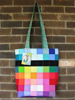Jacqui's Tote of Many Colors | by Sarah.WV