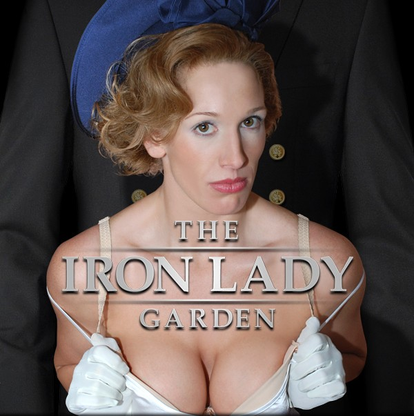 the iron lady garden british porn network