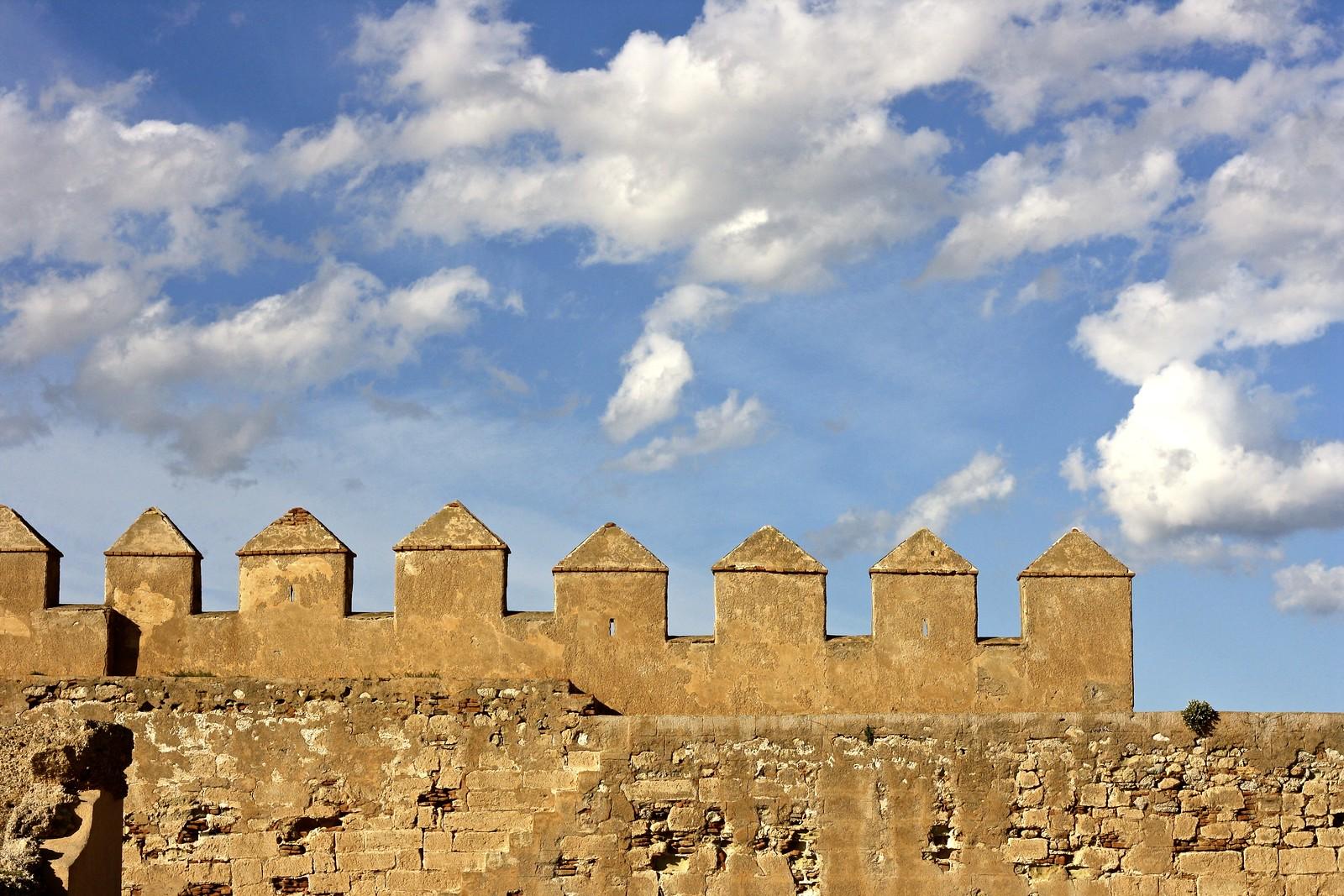Alcazaba de Almería castle