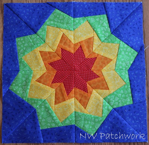 """Dizzy"" from the Star Collection 