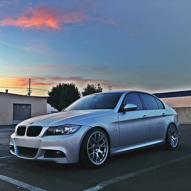 New Front End Ltmw Bmw E90 Bbs Lci Fy10cb Andy Chu Flickr