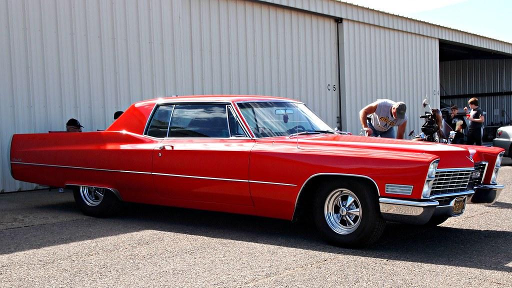 Cadillac Deville Custom Paint