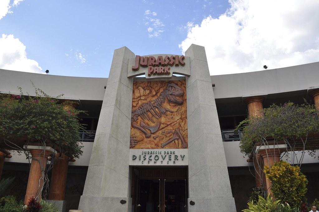 Jurassic Park Discovery Center | Jurassic Park Discovery ...