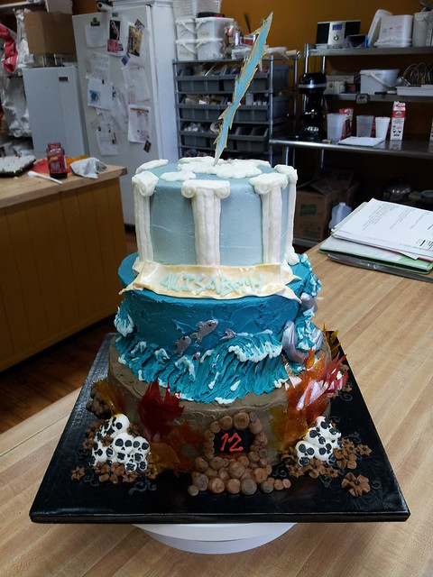 Greek Mythology Cake Flickr Photo Sharing