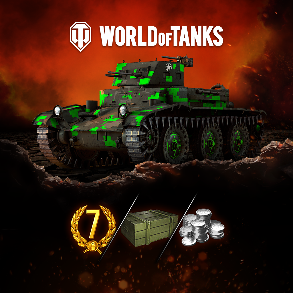 World of Tanks – Starter Kit Python Edition