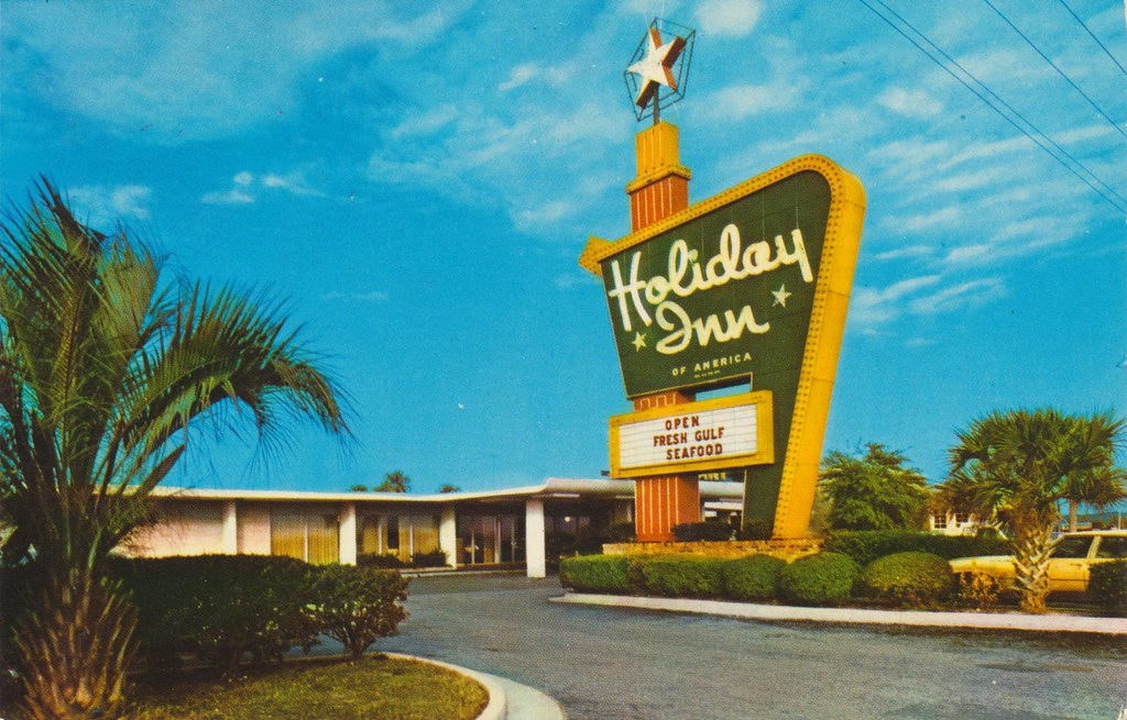 Holiday Inn East - Mobile, Alabama
