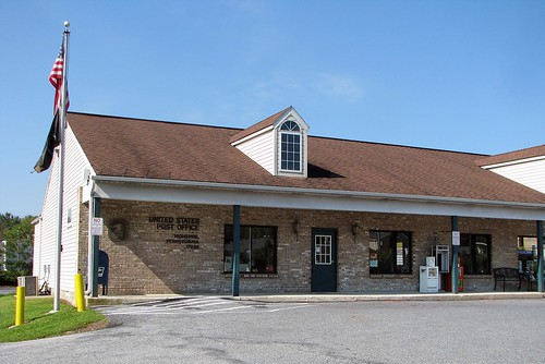 Highspire, PA post office | by PMCC Post Office Photos