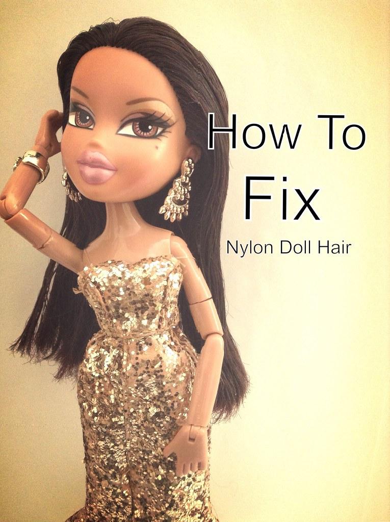 Nylon dolls