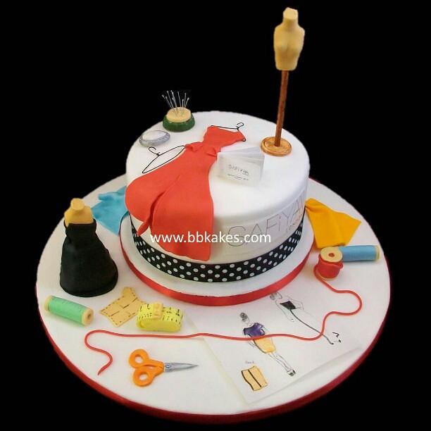 Fashion Designer Cake Ideas