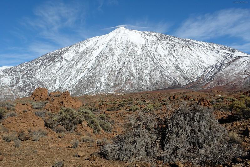 El Teide (Tenerife Senderos / Flickr)