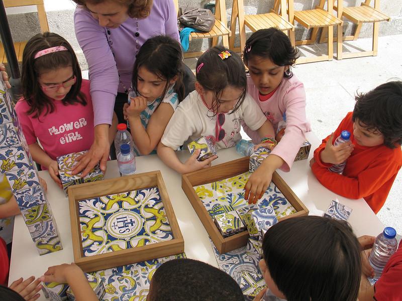 Sos Azulejo Project, Loures, PORTUGAL