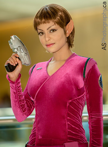 T'Pol captured at Toronto ComiCon 2013 | by andreas_schneider