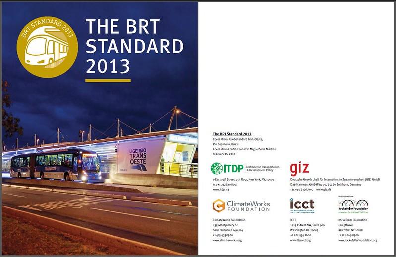 Bus Rapid Transit стандарт: subbotazh — LiveJournal