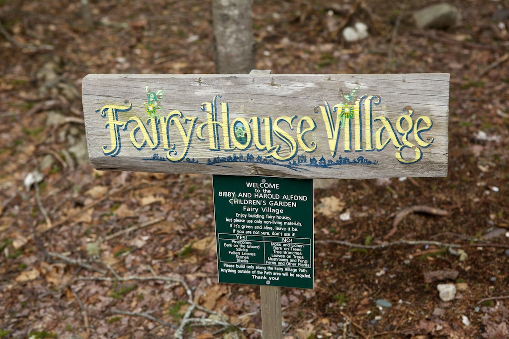 ... Fairy House Village At Coastal Maine Botanical Garden | By Chiotu0027s Run