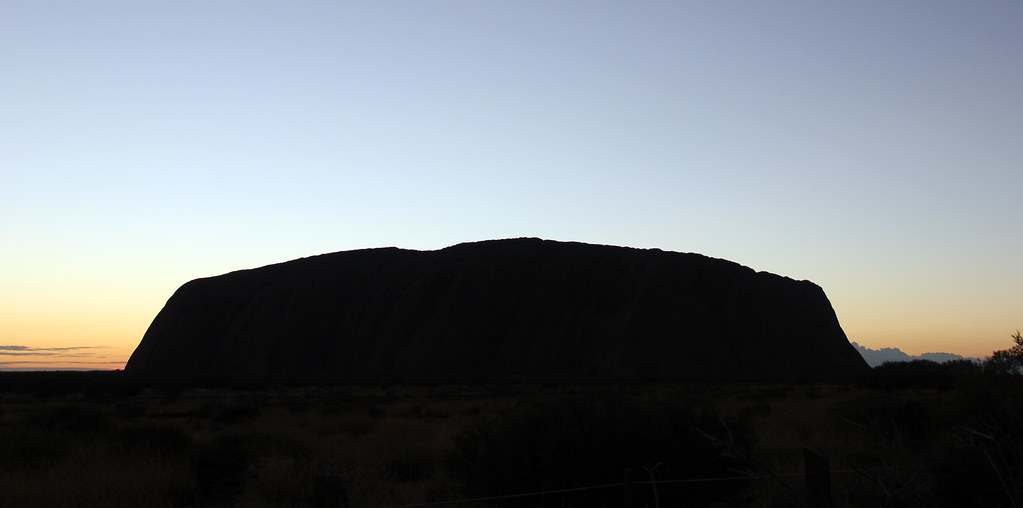 Ayers Rock Geology View of Uluru Ayers Rock