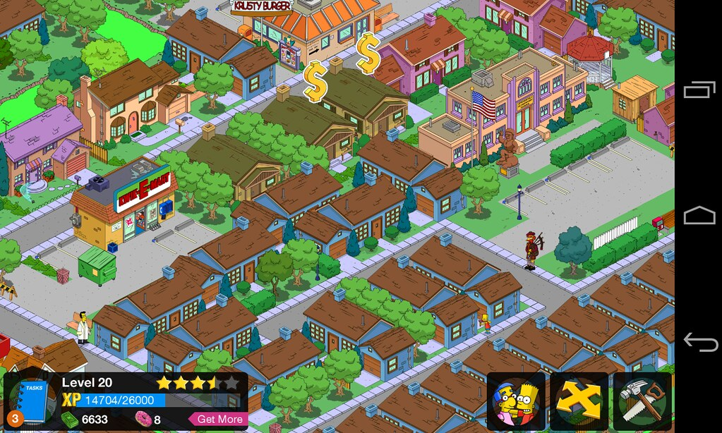 The Simpsons App