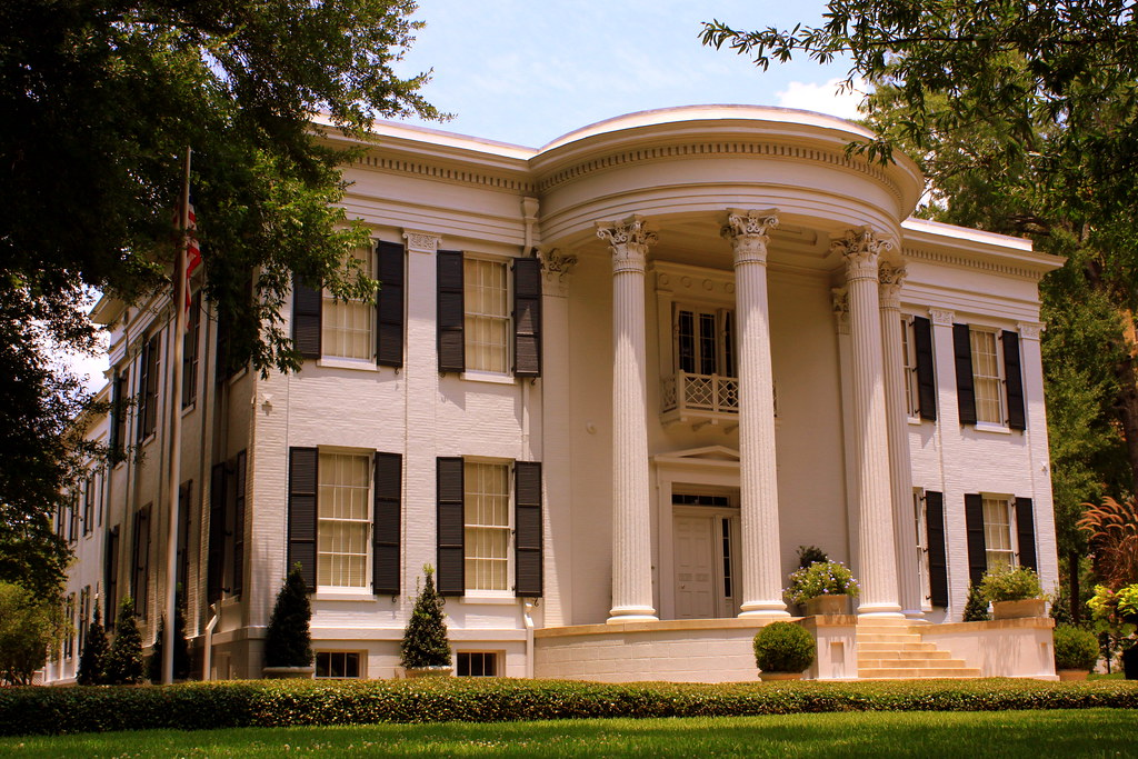 Mississippi Governor's Mansion | The Mississippi Governor ...