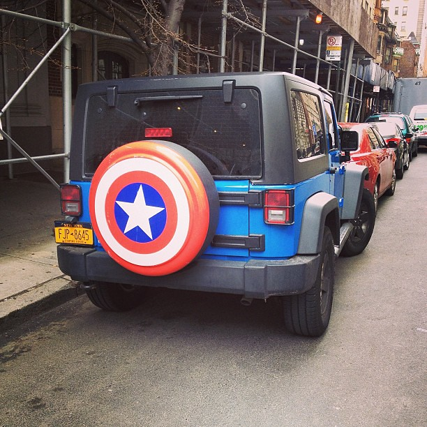 Captain America's Jeep   Henry Yee   Flickr