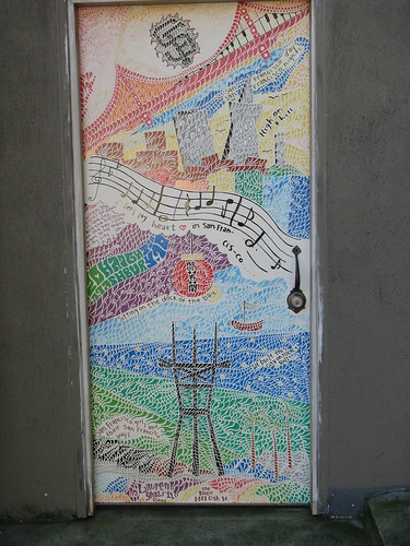 2013-01-10 0033 Haight-Ashbury: Sutro Tower in The Tile | by Dennis Brumm