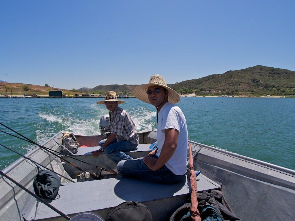 Bass fishing irvine lake olympus omd e m5 bryan flickr for Lake bryan fishing