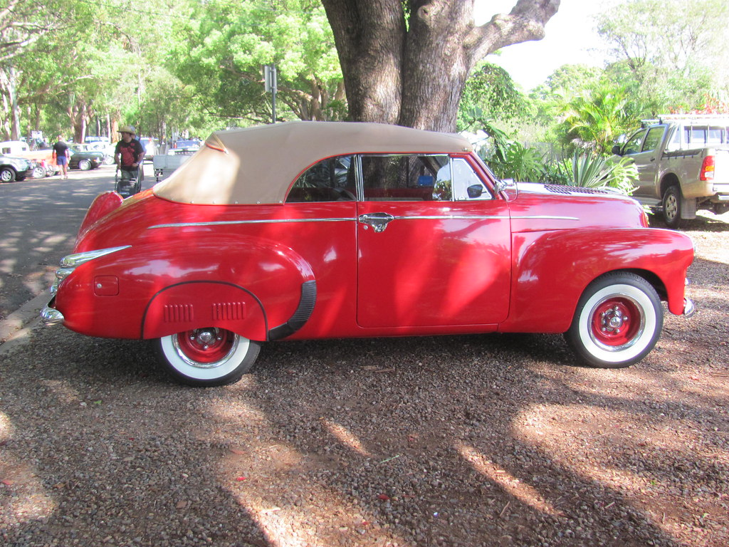 Holden fj convertible custom classic cars australia for Holden motor cars australia