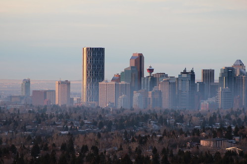 Early morning Calgary | by davebloggs007