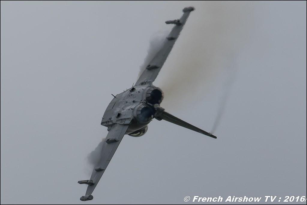 Eurofighter Typhoon , RAF , UK ,Belgian Air Force Days 2016 , BAF DAYS 2016 , Belgian Defence , Florennes Air Base , Canon lens , airshow 2016