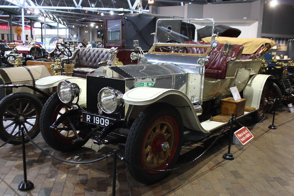 1909 Rolls Royce Silver Ghost R1909, National Motor Museum… | Flickr