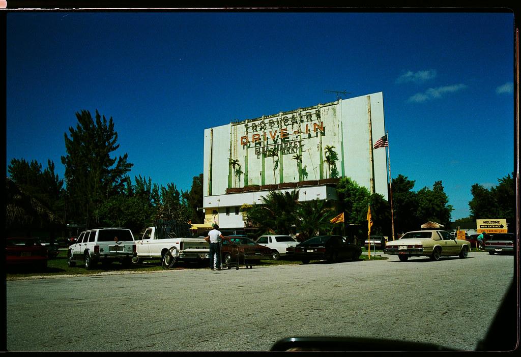 Flea Market Miami >> Flea Market Tropicaire Drive-in Theater | Tropicaire Drive ...