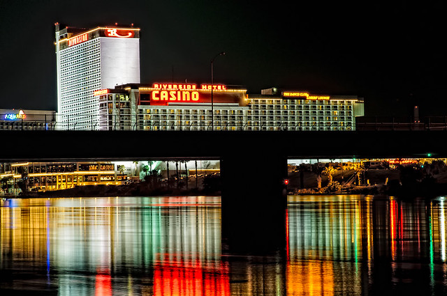 Riverside casino nv tech industry sets sights on gambling