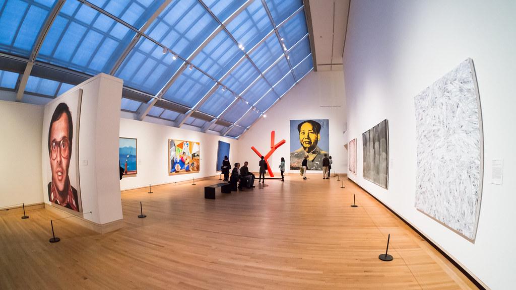 Modern art at the met p1520460 i 39 m not the biggest fan for Modern art gallery online