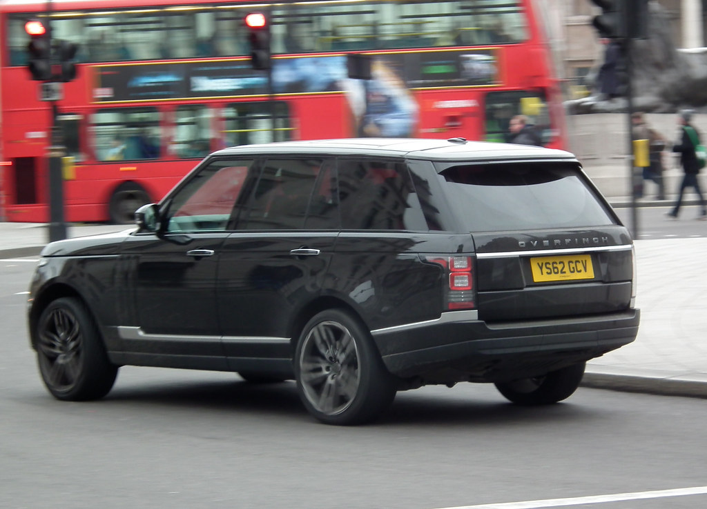 Overfinch Range Rover L405 Overfinch 2013 Land Rover