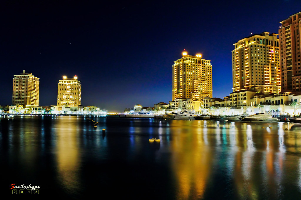 Pearl Qatar Marina