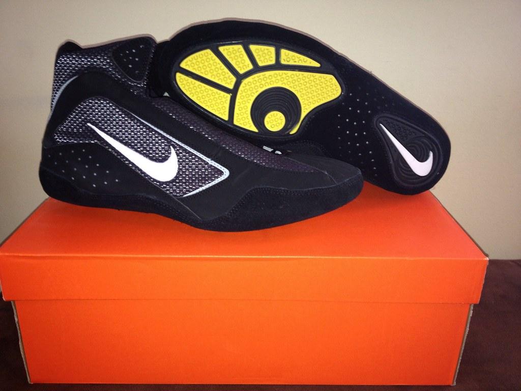Nike Takedown 2 Wrestling Shoes Brand New | Nike wrestling ...