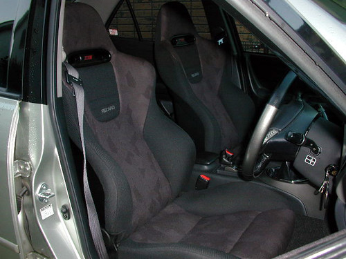 RECARO AM19 SP-DC & JC