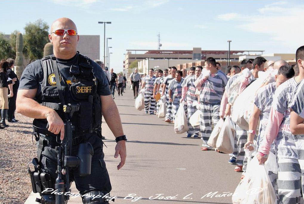 Inmate Visits Go Digital In Maricopa County