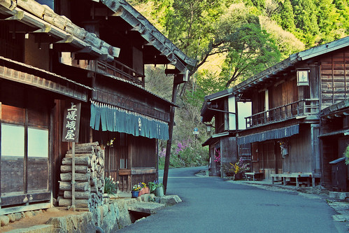 Tsumago, Kiso Valley | by DavideGorla