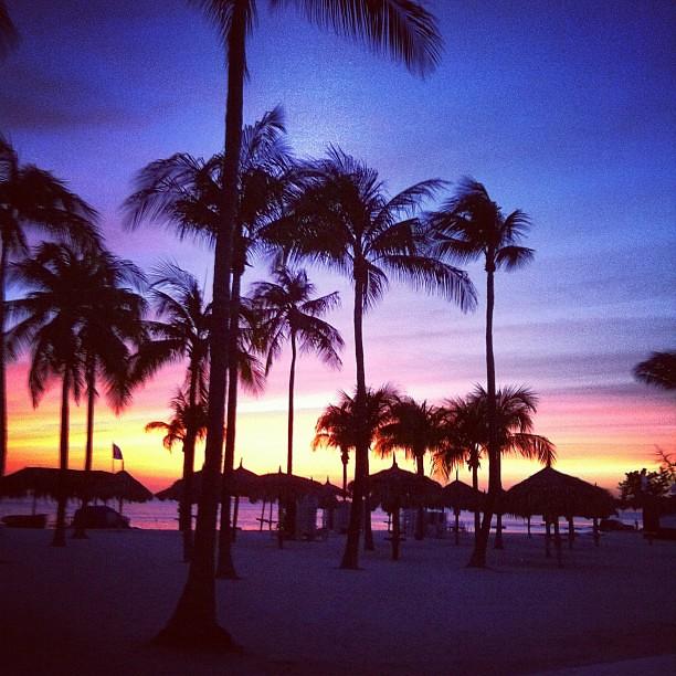 Sunset Beach Aruba Vacation Rentals